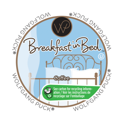 Wolfgang Puck Breakfast in Bed