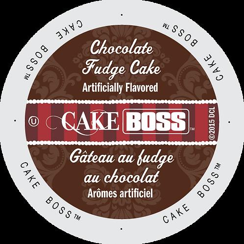 Cake Boss Chocolate Fudge
