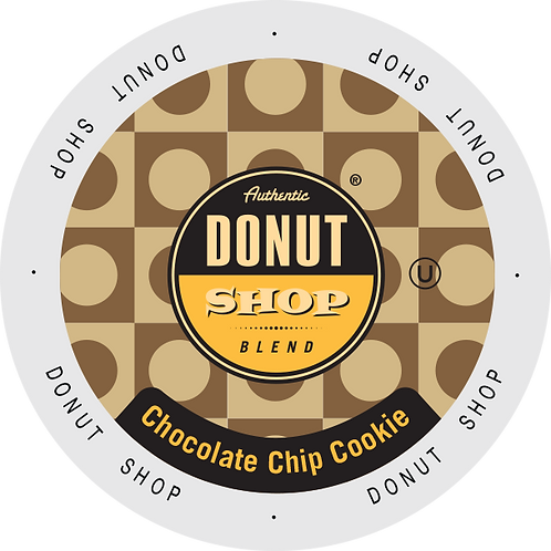 Donut Shop Chocolate Chip Cookie