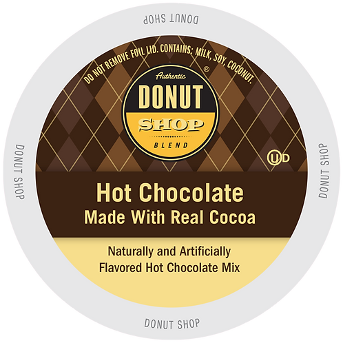 Donut Shop Hot Chocolate
