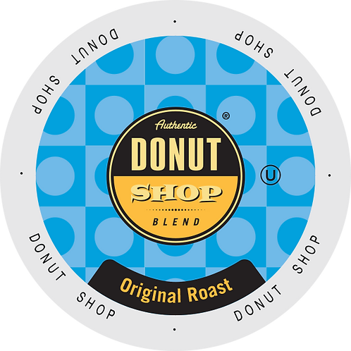 Donut Shop Original Roast