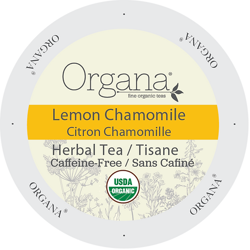 Organa Chamomile Lemon Tea