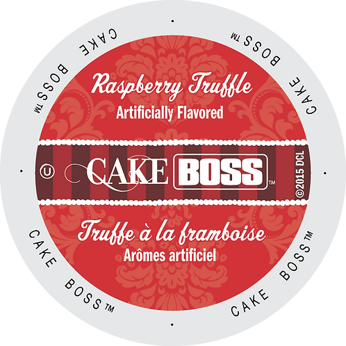 Cake Boss Raspberry Truffle