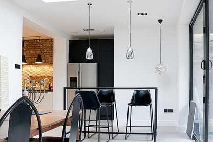 newly refurbished kitchen