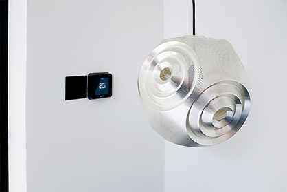 lighting installation in london based property project msbuilders