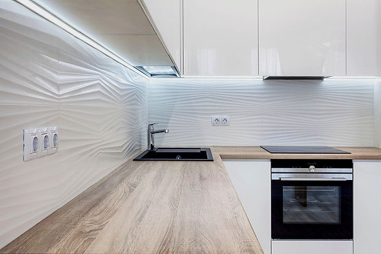 full refurbishment new kitchen installed msbuilders
