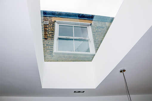 a roof-light window