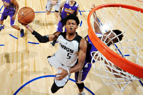 Week 3 & 1st Round Draft Pick De'Aaron Fox