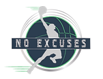 No Excuses Pro League Logo