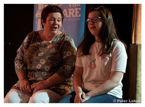 Monica Morgan Kearney and Ruth Kearney