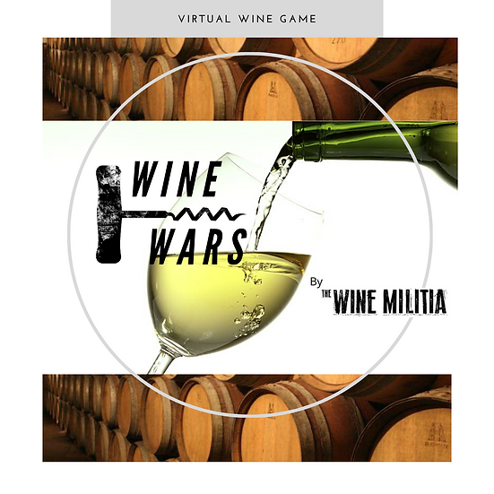 Virtual Wine Game - Wine Wars