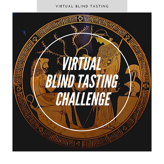 Virtual Blind Tasting Challenge