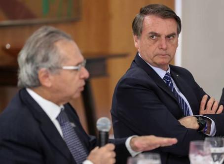 Discurso de Powel e tensão em Brasília.