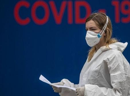 Uma possível segunda onda do vírus contamina os mercados.
