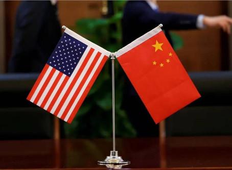 Um novo capitulo na novela entre Estados Unidos x China