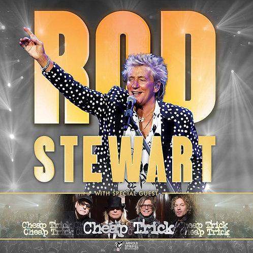 Rod Stewart W/ Cheap Trick