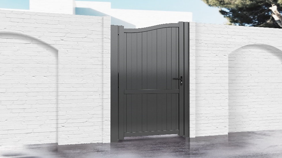 Gloucestershire Aluminium Garden Gate