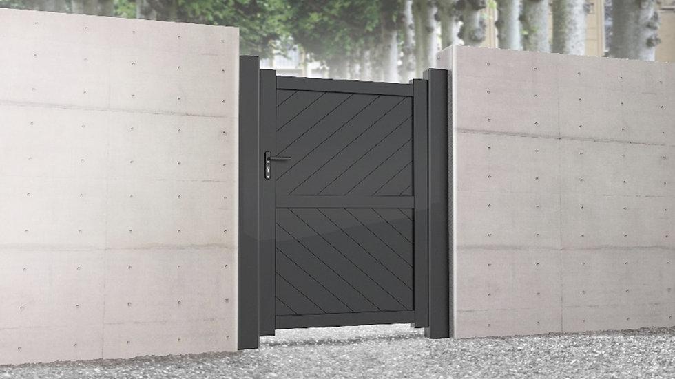 Hertfordshire Aluminium Garden Gate