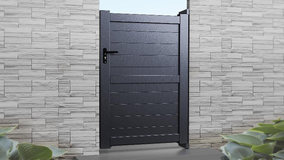 Worcestershire Aluminium Garden Gate
