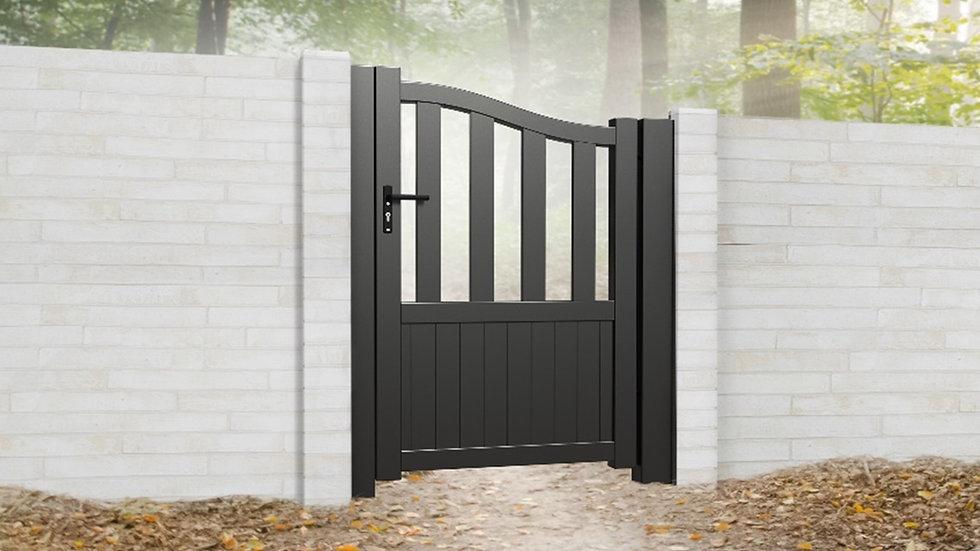 Cambridgeshire Aluminium Garden Gate