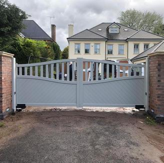 Double Gates