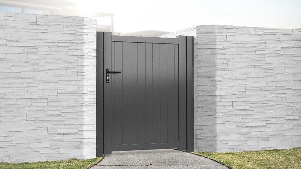 Cheshire Aluminium Garden Gate