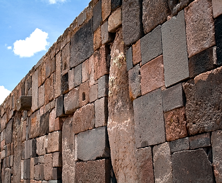 The Ancient Aliens Puma Punku Machine Blocked Walls
