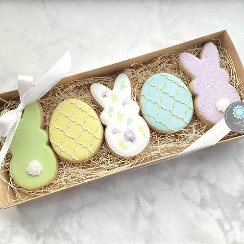 bunny/egg gift box