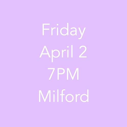 Downtown Milford 7PM