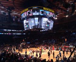 NBA MSG
