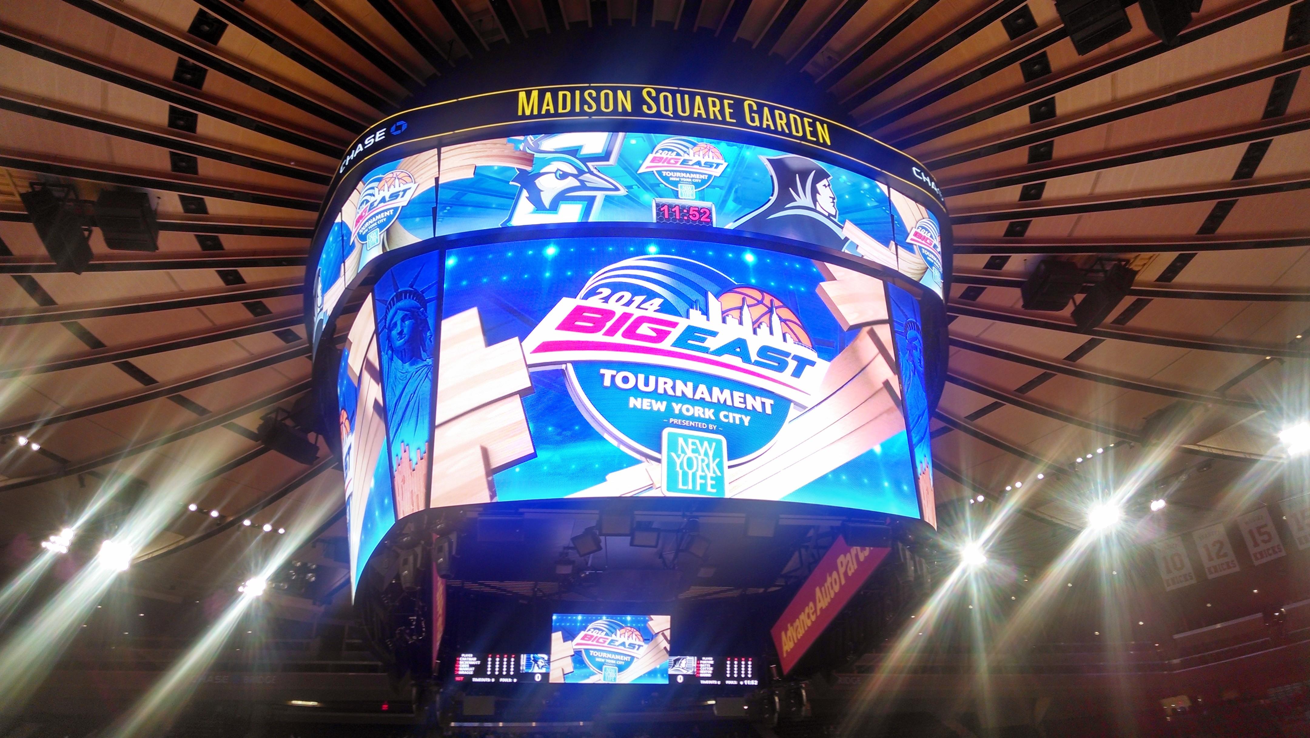 NBA MSG2 (Big East)
