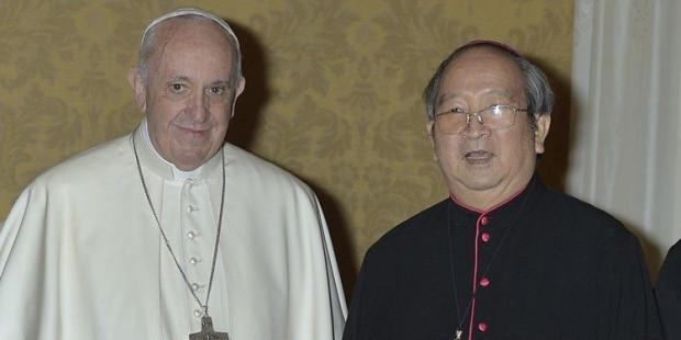 Morte súbita de bispo vietnamita em Roma choca o Papa Francisco