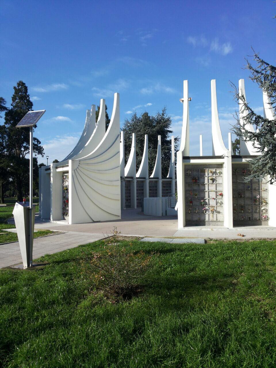 Opere Musocco Milano - obelisco