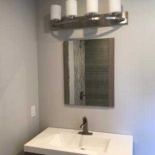 main bath mirror