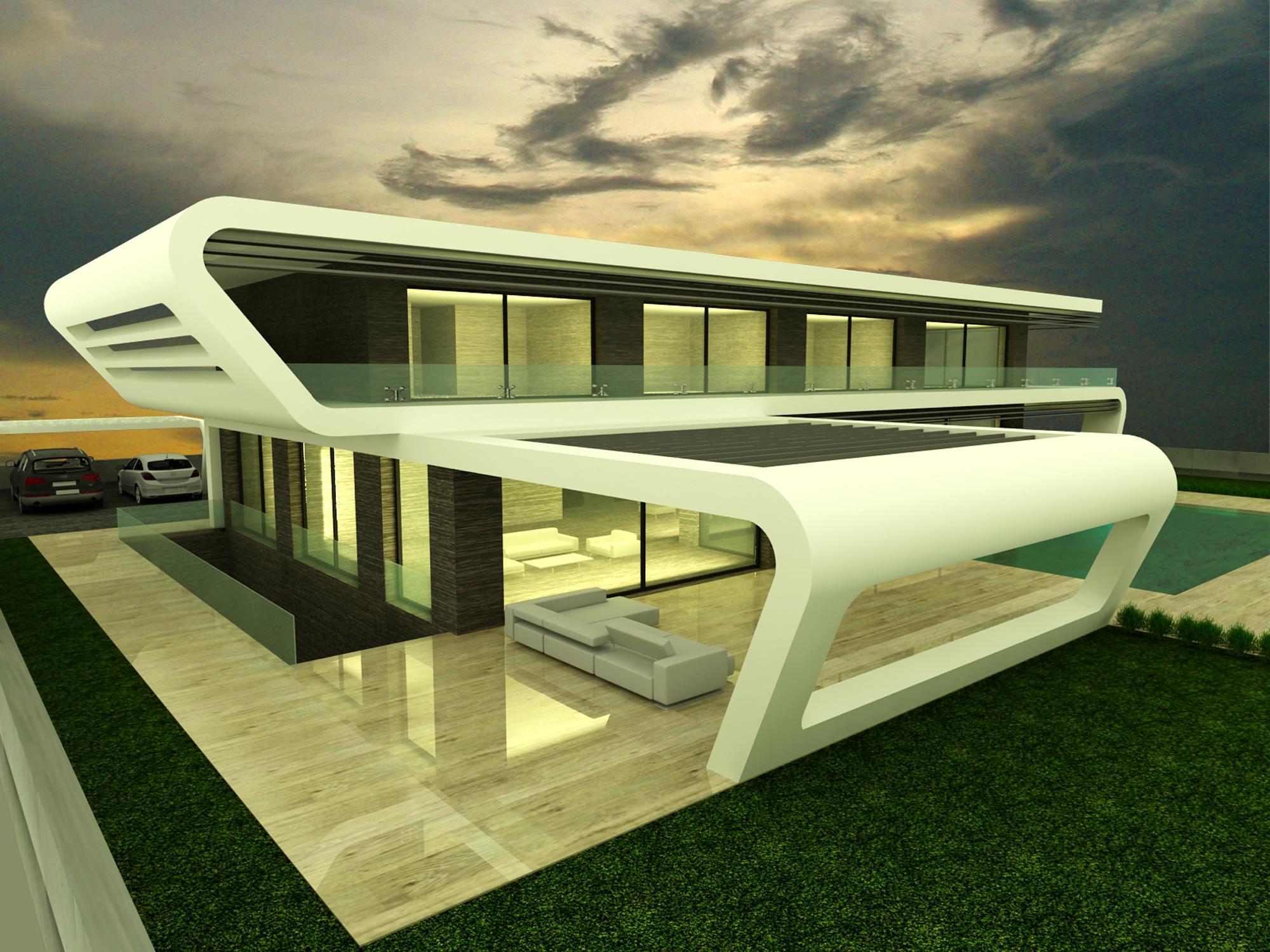 Villa Projesi _ Kıbrıs