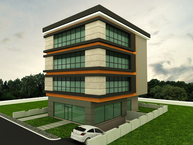 Merit Grup Ofis Binası _ Ataşehir