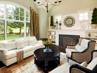 Five ideas that can dramatically improve your living room.