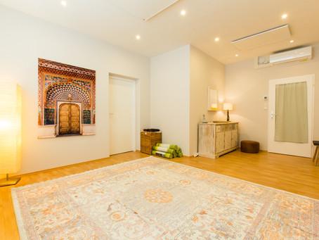 Yoga Studio im 2.Bezirk