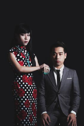 Unit, Self-Protrait as A Hong Kong Couple