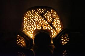 Full Face Respirator/Lantern