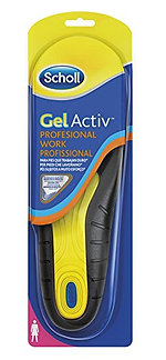 DR. SCHOLL GEL ACTIVE PLANTILLA PROFESSIONAL WORK