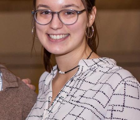 #MYSERVICESTORY: Caroline Bourjaily