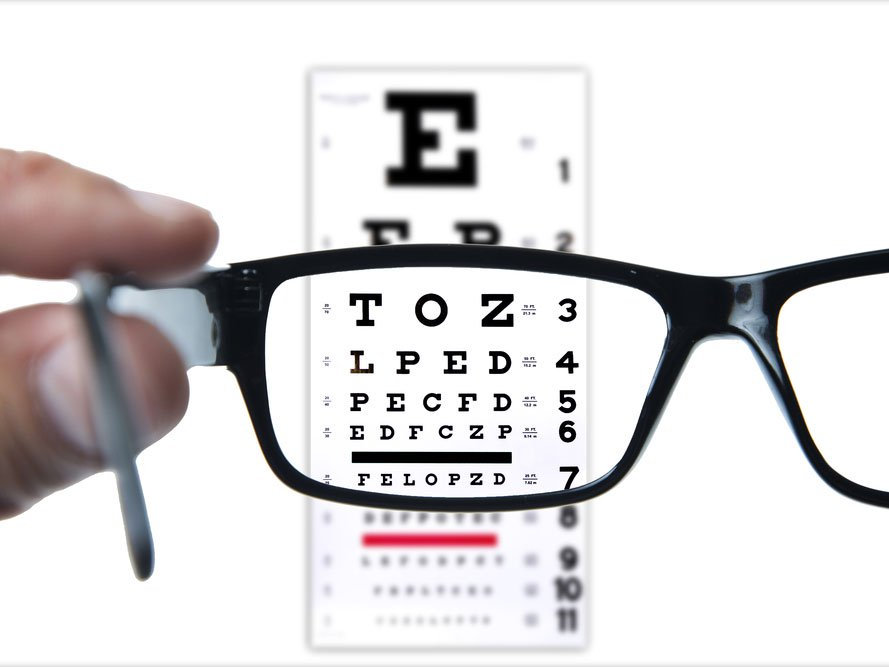 Full Comprehensive Eye Exam