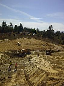Geotechnical - Finnon Dam Keyway