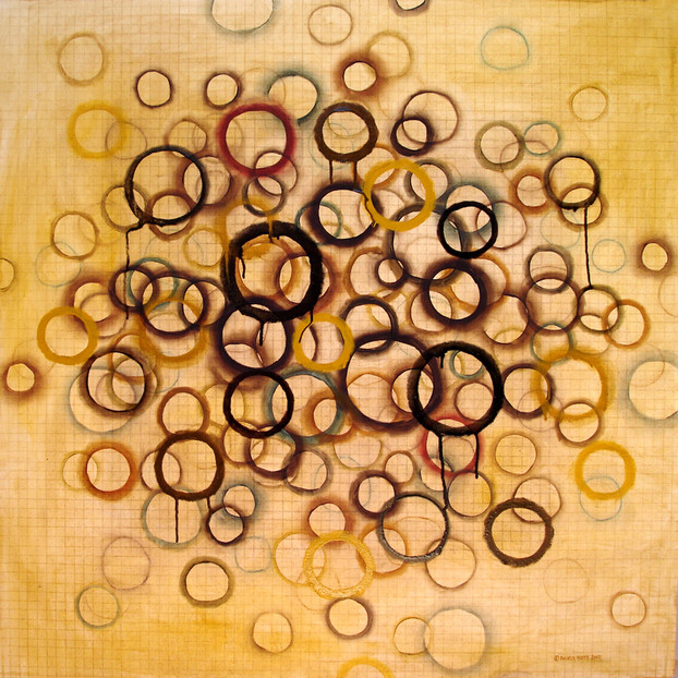 Yellow Drawing, 2007