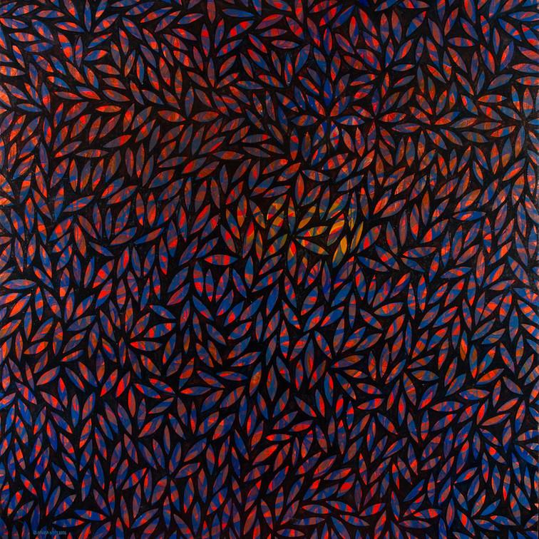 Leaf Pattern, 2008