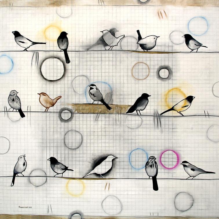 Birds II, 2007
