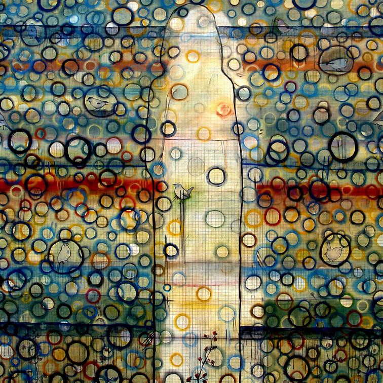 Circles Figure Birds, 2008