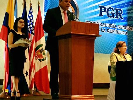 En la Inauguración del Congreso Jurídico Internacional de la Procuraduría General de la Republica co