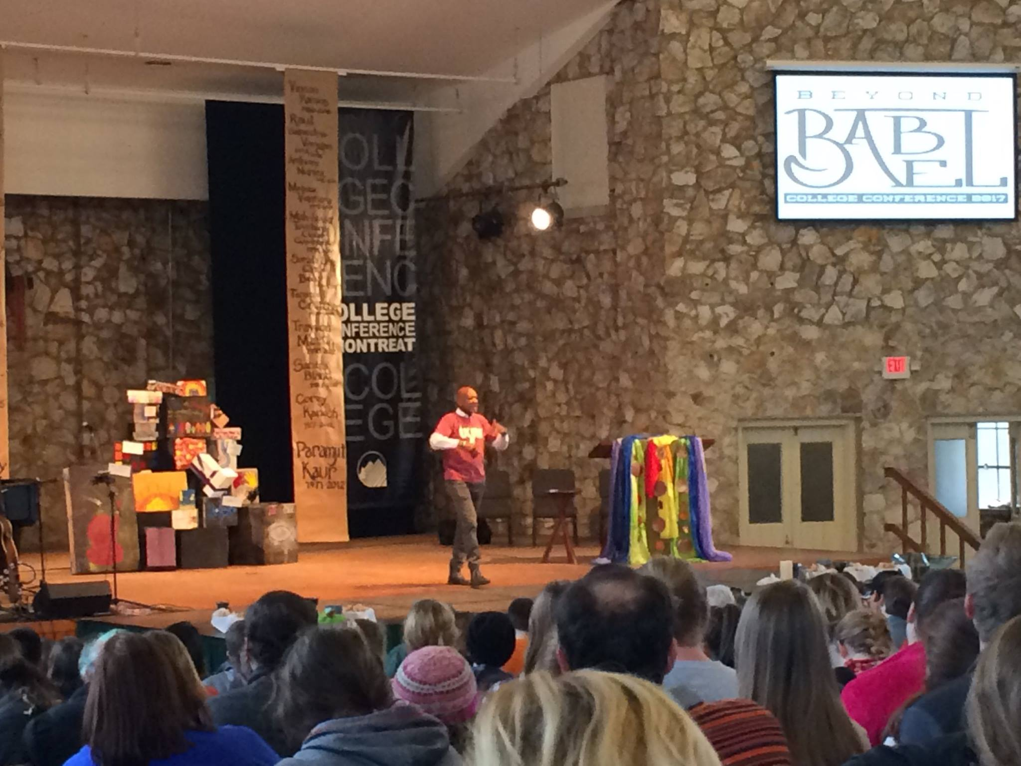 Montreat Young Adult Conference
